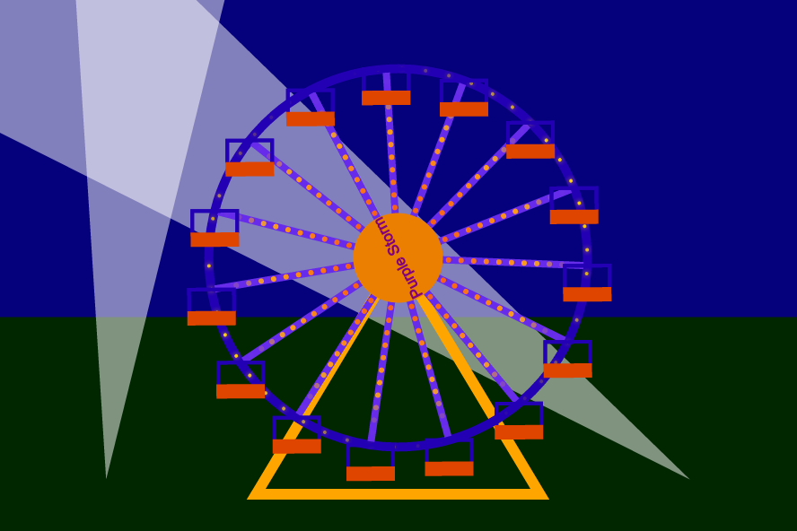 The Big Wheel in HTML5.