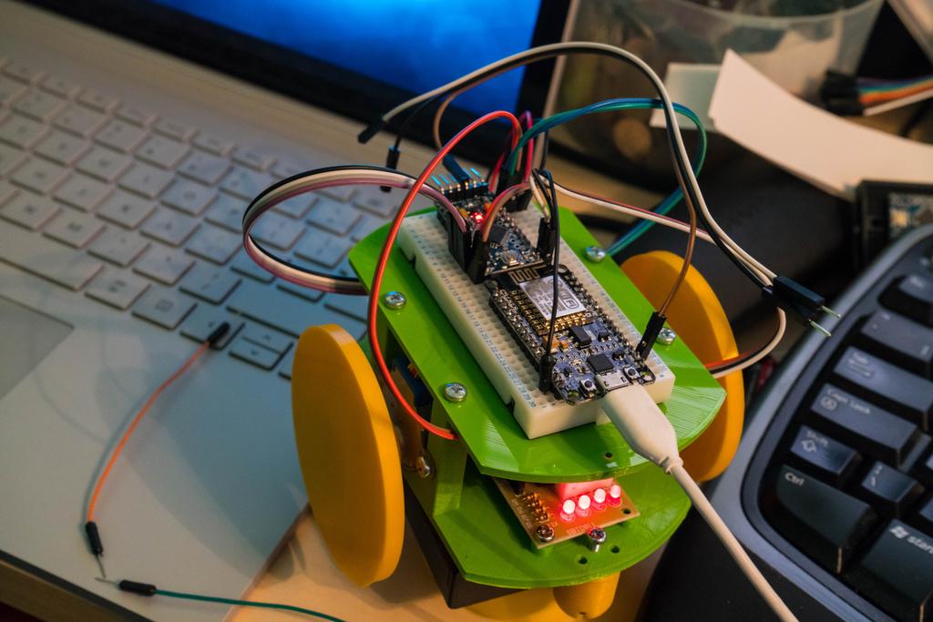 Rob's Hull Pixelbot