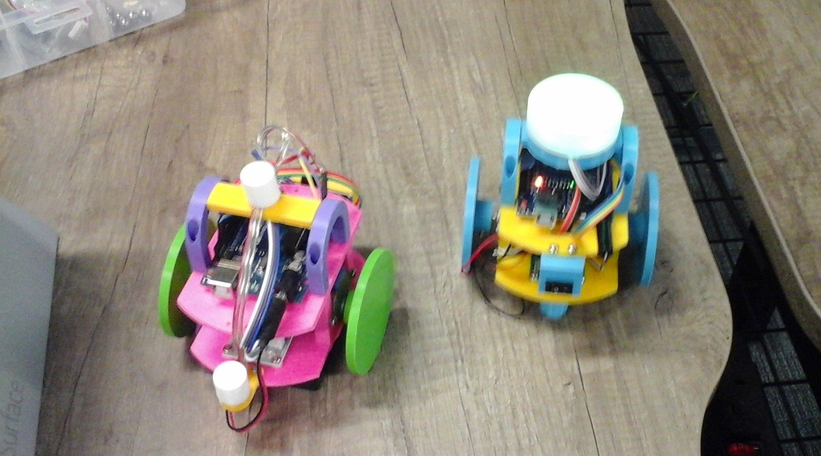 The Hull Pixelbot 2.0!