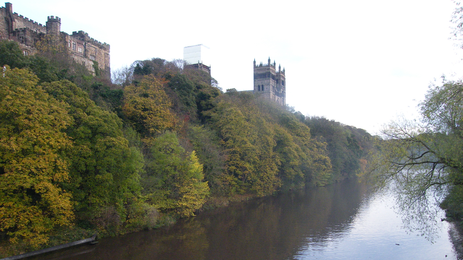 A nice picture of Durham Cathedral.