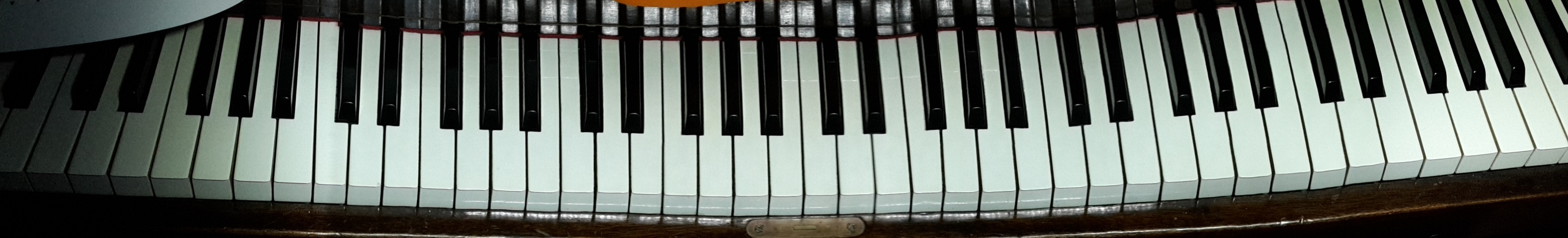 My piano keyboard!