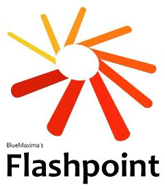 Flashpoint's logo. I don't own it!